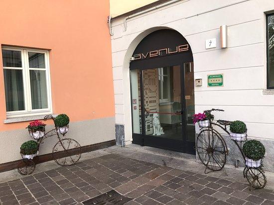 Avenue Hotel, Como