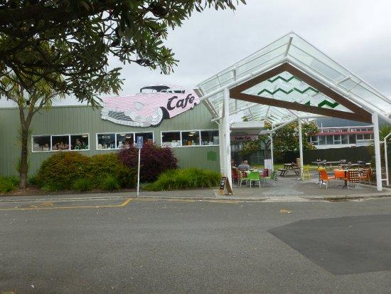 Туранджи, Новая Зеландия: Cadillac Cafe