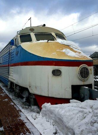 The Rizhskaya Railway Museum Photo