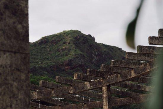 Parque das Mangabeiras: Parque mangabeiras e a serra