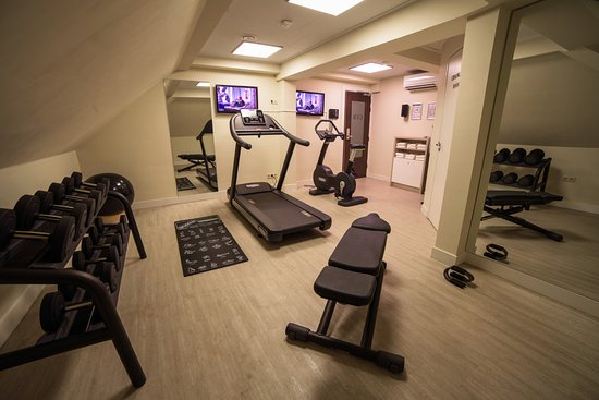 Hotel Notting Hill : Mini Gym