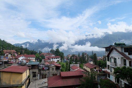 Mountain view picture of victoria sapa resort and spa for Mt vista cabina e motel