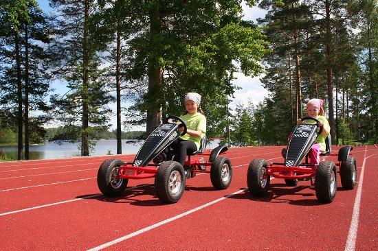 Savonlinna, Finland: Lots of different activities