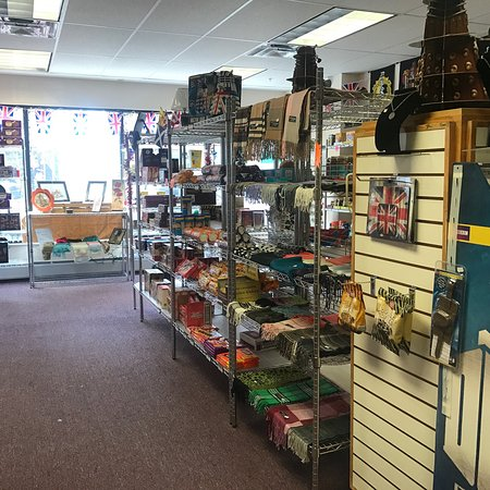 Pittsfield, MA: Just a few photos to give others an idea of what they carry and how their shop looks.