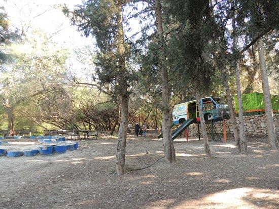 Irbid, Jordan: منطقة العاب للاطفال
