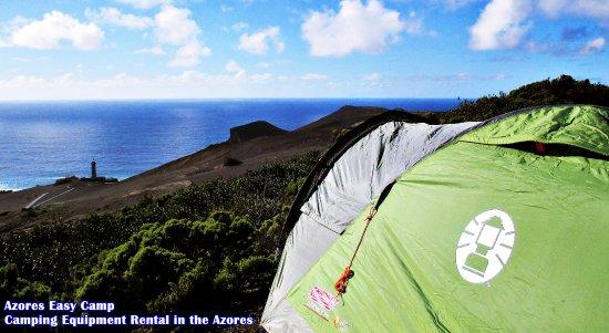 Azores Easy Camp