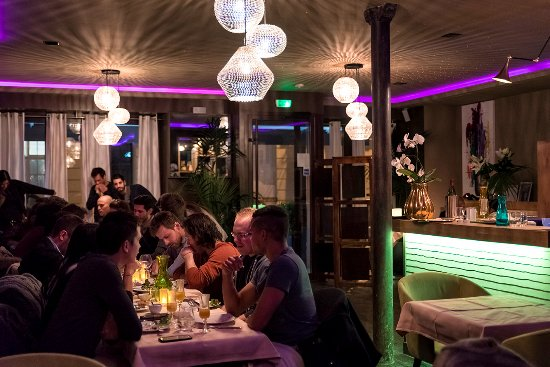 Les Filaos: Ambiance Lounge et Cosy