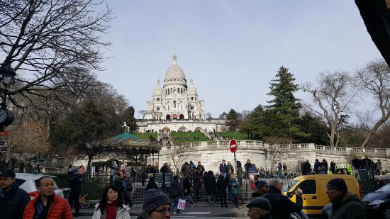 Slangenreizen Day Tours: Sacre Coeur