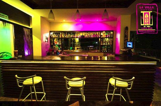 La Villa Restaurant Bar La Barra Picture Of La Villa