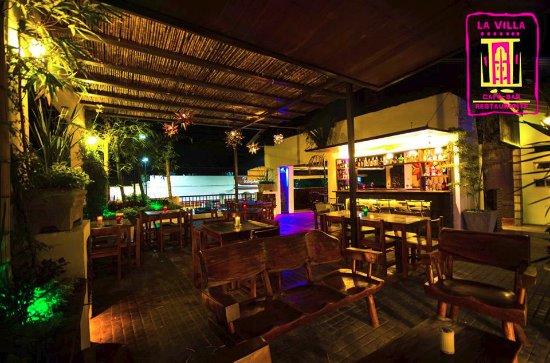 La Villa Restaurant Bar Terraza Picture Of La Villa