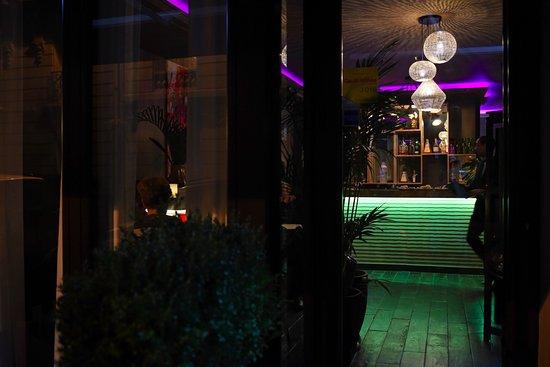 Le Bar Les Filaos