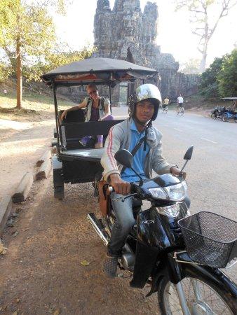 Angkor Driver Sareom: Mr Sareom