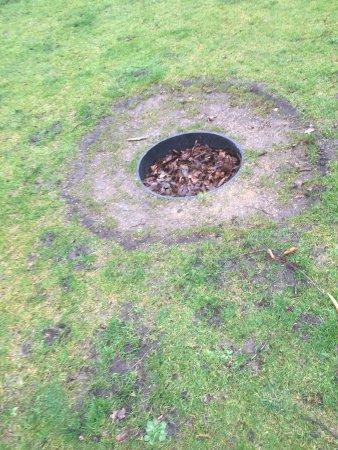 Gillingham, UK: Golf course or waste land