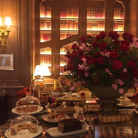 Salon Proust Ritz Paris Photo