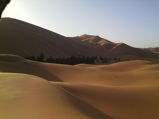 Merzouga, Morocco: Desierto