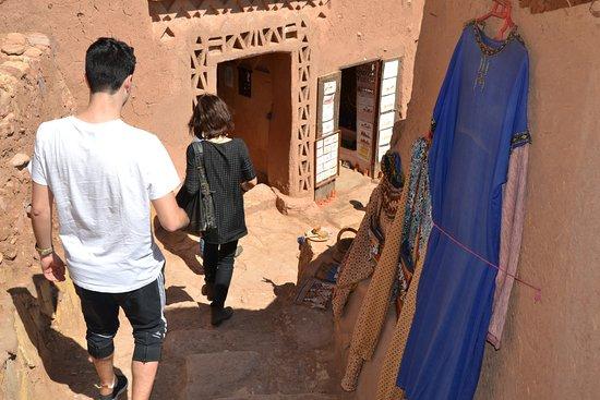 Merzouga, Morocco: Ait Ben Haddou