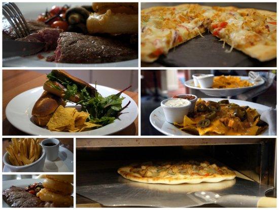 The Wee Train: Kitchen open 7 days
