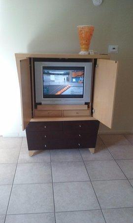 Hillsboro Beach, Floryda: living room tv 628