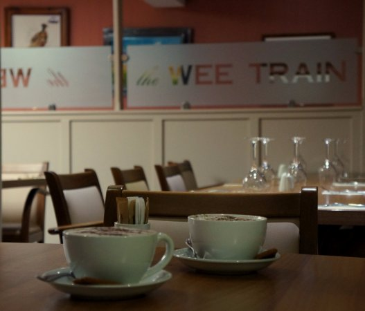 The Wee Train: Eat | Drink | Relax