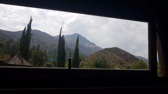 Hotel Altiplanico Cajon del Maipo Bild