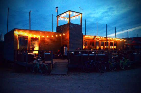 Cabo Cafe: Cabo at night