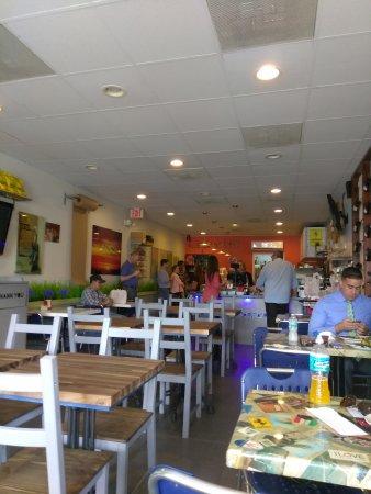 Capriccio: Salad, tortellini soup, panini