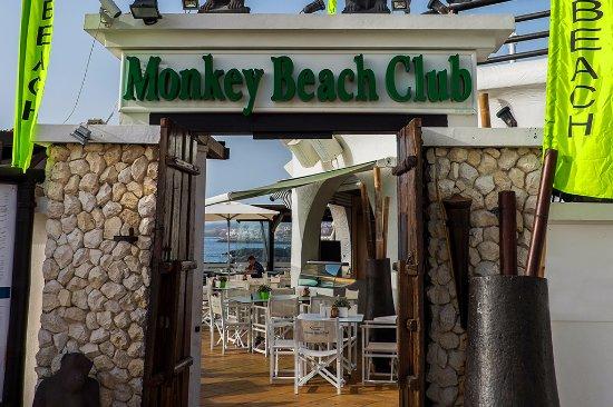 Entrada Monkey Beach Club