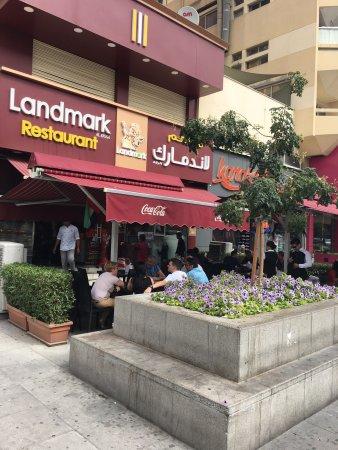 Landmark Restaurant, Deira, Dubai (Feb 2017)