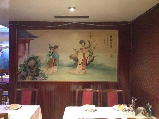 Issy-les-Moulineaux, ฝรั่งเศส: Intérieur du restaurant