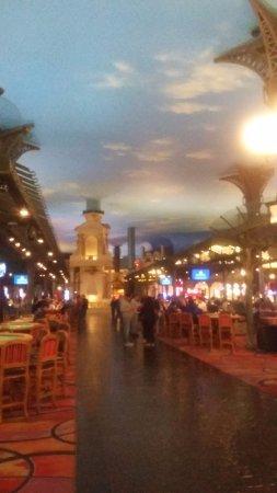Paris Las Vegas: otro bello sector