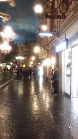 Paris Las Vegas: siempre dentro del hotel