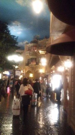Paris Las Vegas: el interior del hotel