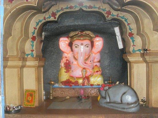 Hotel Saish International: Redi Ganesh Temple