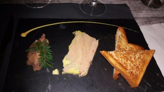 La Patouille: Foie gras