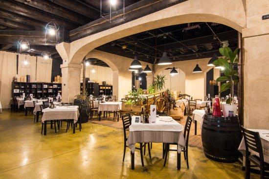 Ristorante Pizzeria - La Staffa, piano terra