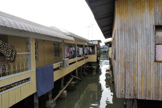 Fishermen's Village: Sim Sim Water Village