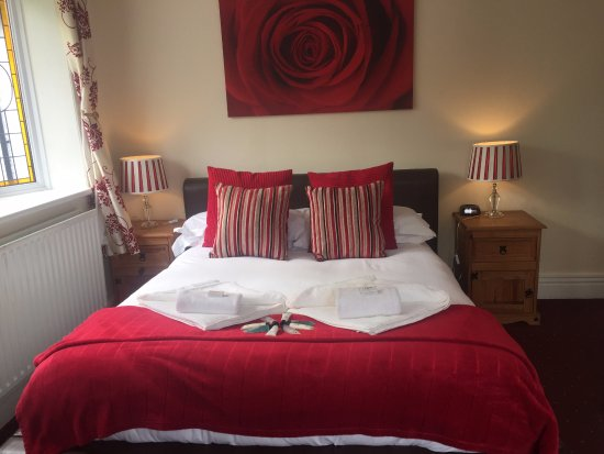 Chester House Guest House: Double en-suite Room