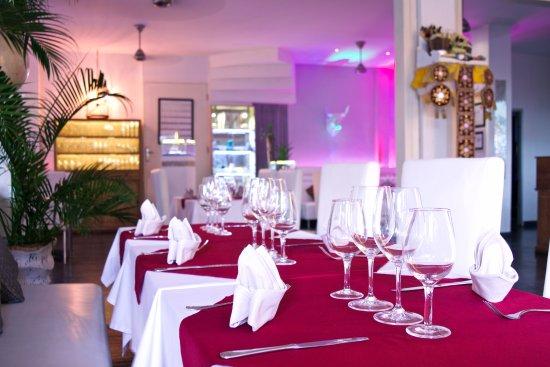 Bali Pearl Restaurant: inside