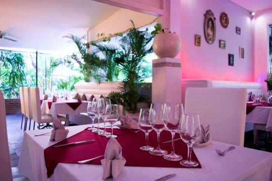 Bali Pearl Restaurant: interior