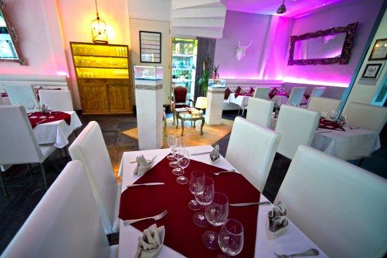 Bali Pearl Restaurant: ambience