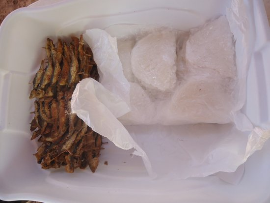 Natal, RN: Culinária - ginga na tapioca
