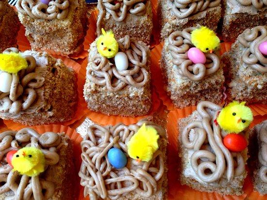 Vise, Belgium: Nids de Pâques