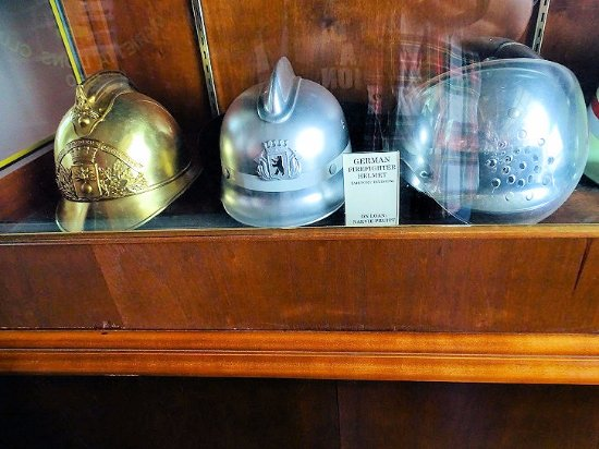 Marietta Fire Museum: exhibit
