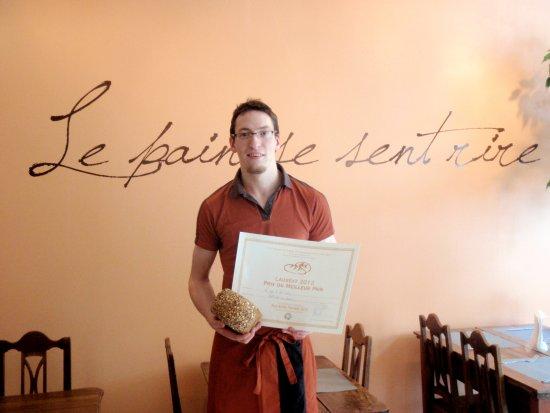 Vise, Belgium: Prix du meilleur pain 2013