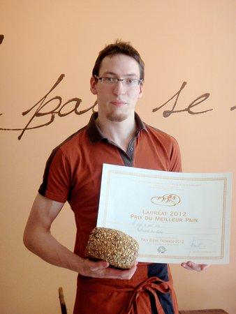Le Pain Se Sent Rire: Prix du meilleur pain 2013