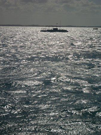 Natal, RN: Mergulho em alto-mar