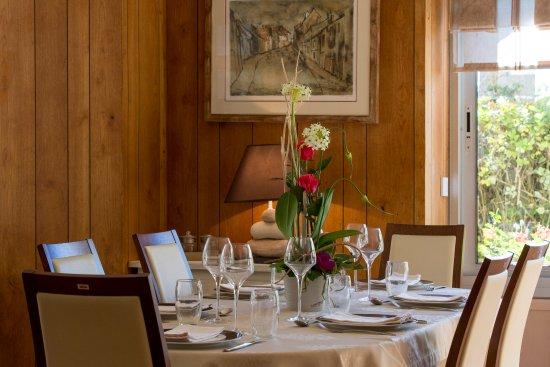Auberge de la Terrasse Restaurant: le restaurant