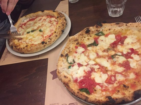 Pizzeria Gaetano Genovesi: MERAVIGLIOSO TUTTO