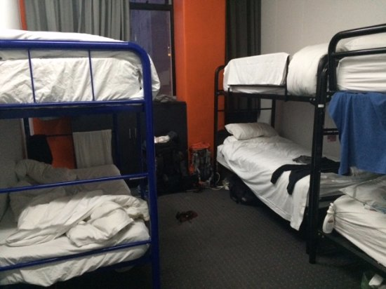 Discovery Melbourne: shared rooms