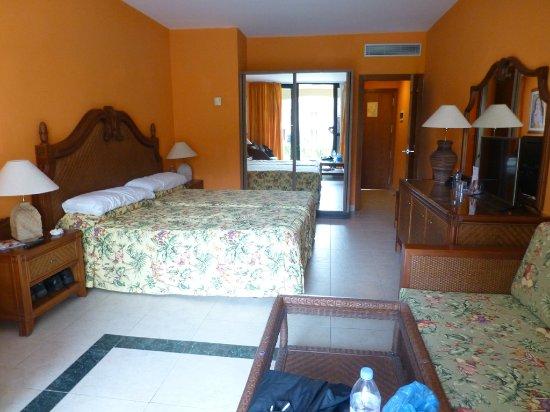 La Palma & Teneguia Princess Vital & Fitness: Standard bedroom